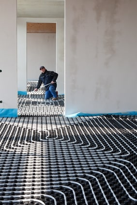 Fussbodenheizung Detmold Planung Installation Wartung